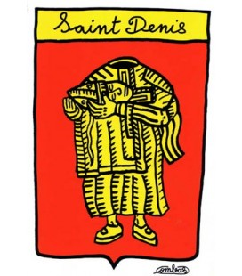 Saint Denis (carte)