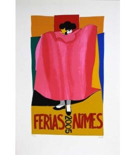 Affiche Féria de Nîmes 2005