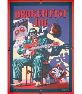 Broken fist Joe