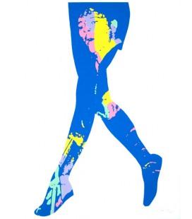 Crazy Legs 4 bleu