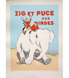 ZIG et PUCE aux Indes