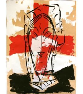 Sans Titre Croix Rouge