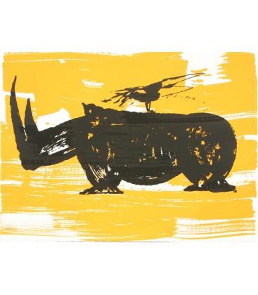 Rhinoceros jaune
