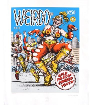 Weirdo - Number 10