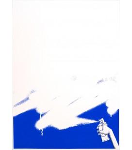 Monochrome Bleu