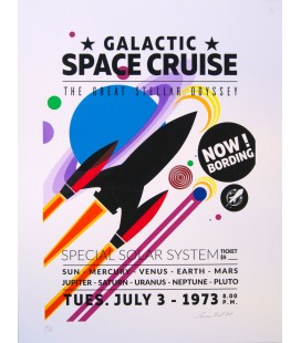 Galactic Space Cruise