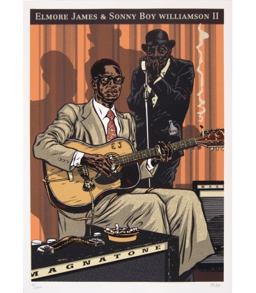 Elmore James & Sonny Boy Williamson II