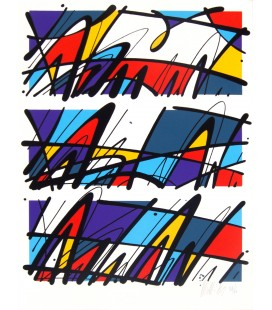Lignes abstraites