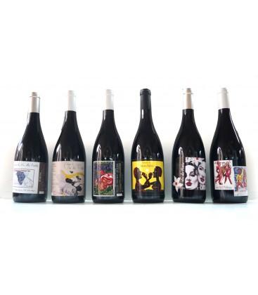 Morgon carton de 6 bouteilles