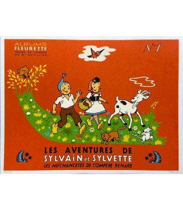 Les aventures de Sylvain et Sylvette