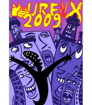 Mourenx-Voeux 2009