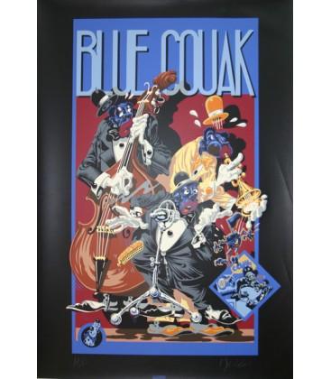 Blues couak