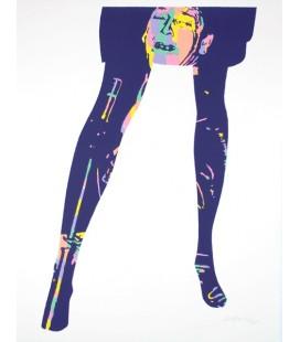 Crazy Legs 1 violet