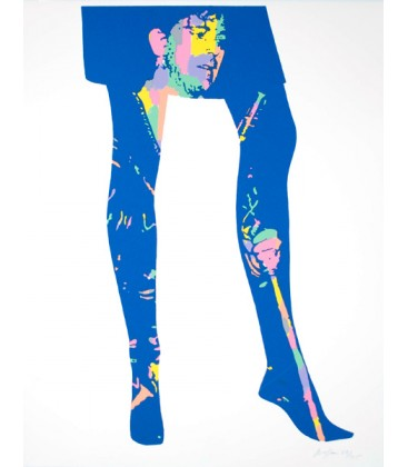 Crazy Legs 2 bleu