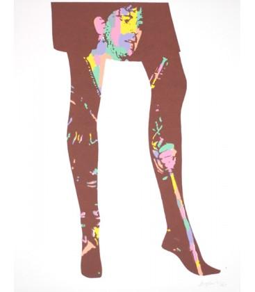 Crazy Legs 2 brun