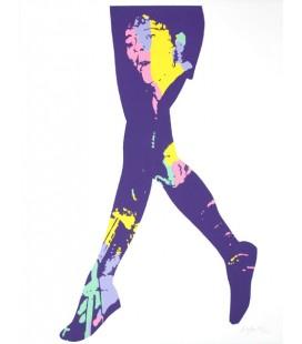 Crazy Legs 4 violet