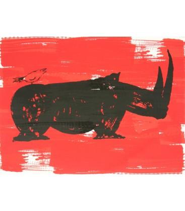Rhinoceros Rouge