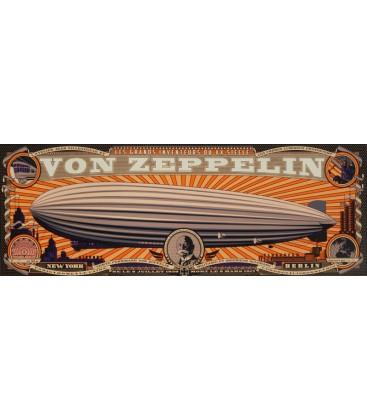 Von Zeppelin orange