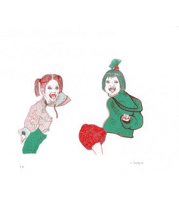 2 Petites filles