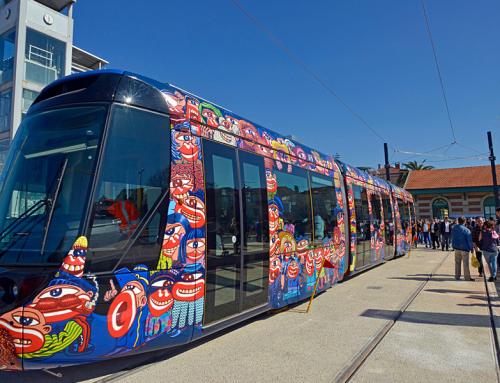 2013 : Le tramway d'Aubagne