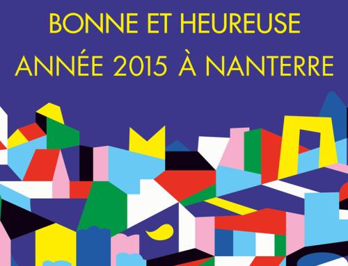depuis 2012 : Les vœux de Nanterre