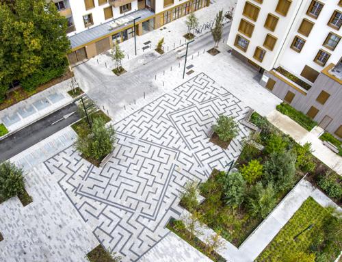Labyrinthe France De Ranchin